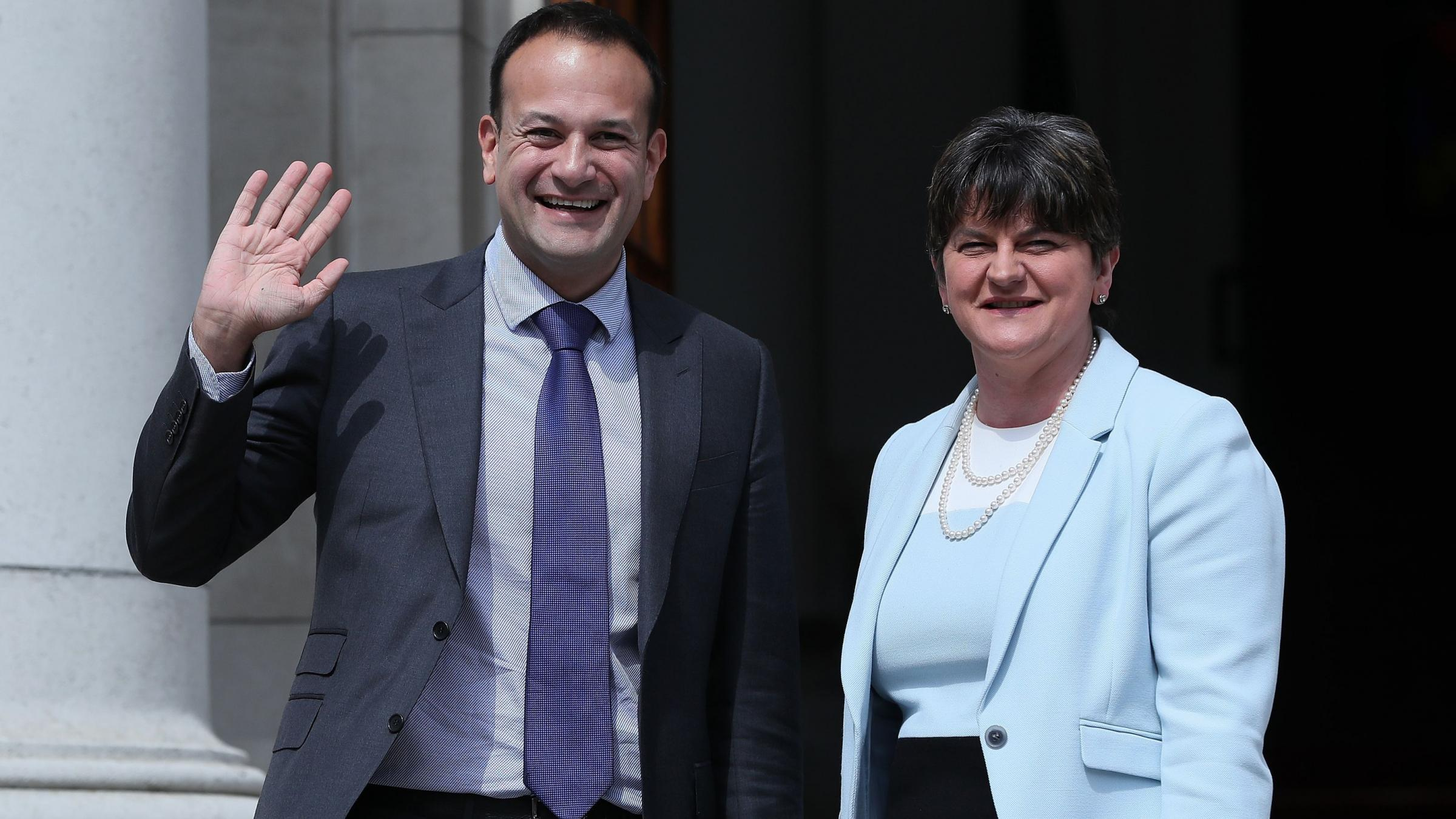 DUP hoping to conclude deal with May as soon as possible